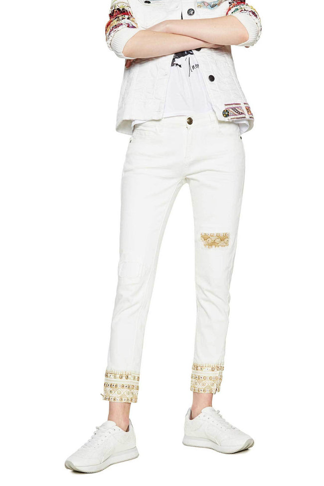 Shop Online Denim Respect Jeans by Desigual  Frockaholics Bottoms