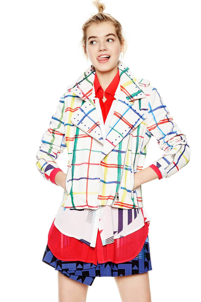 Shop Online Annie Jacket by Desigual  Frockaholics Jackets & Outerwear