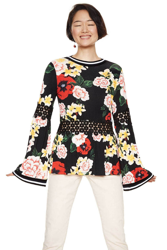 Shop Online Acacia Top by Desigual  Frockaholics Tops
