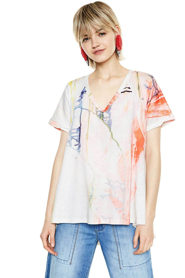 Shop Online Oh My Lover Top by Desigual  Frockaholics Tops