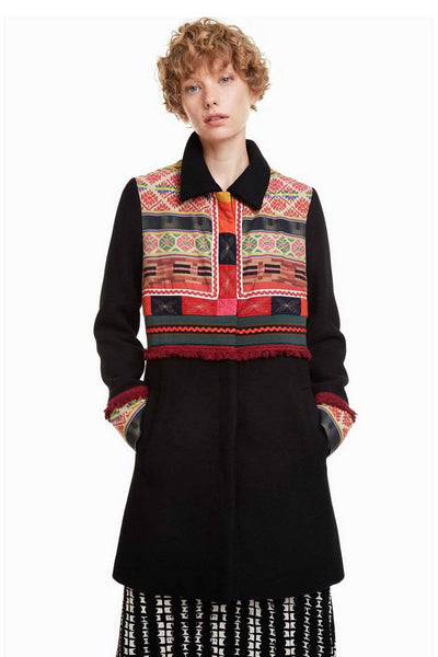 Mikele Coat | FINAL SALE Jackets & Outerwear Desigual