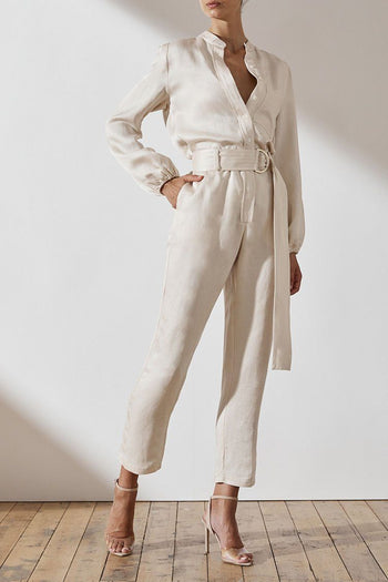 Ellington Relaxed Jumpsuit