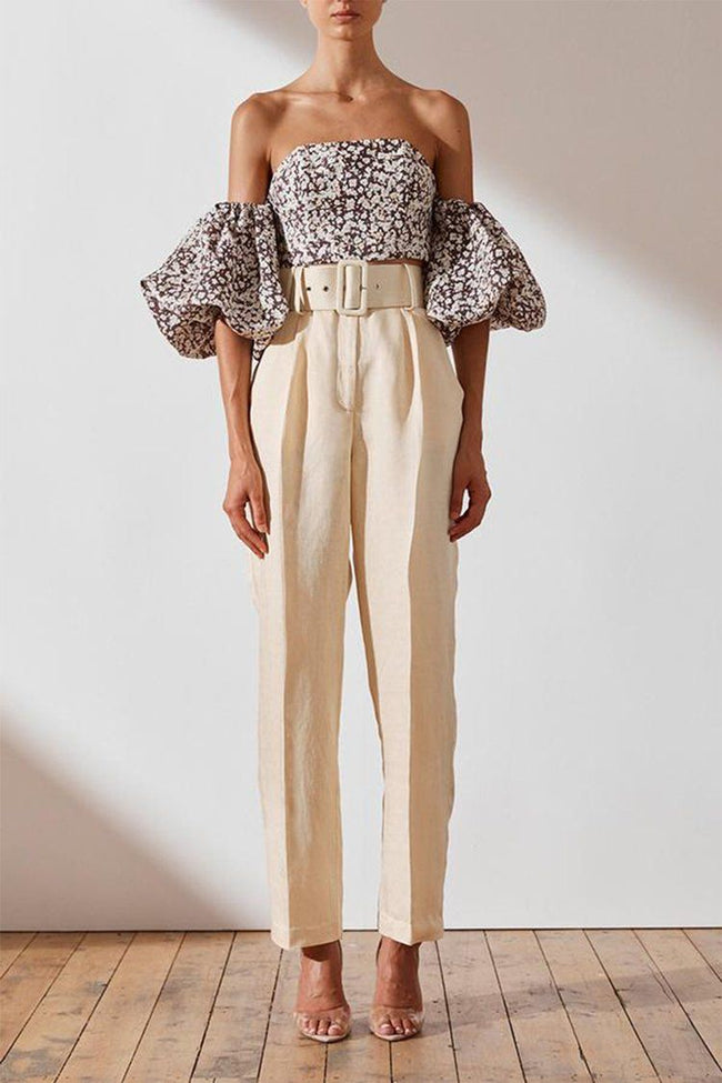 Ellington Trouser w Belt