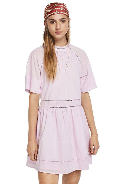 Ladder Tape Dress | FINAL SALE Dresses Maison Scotch