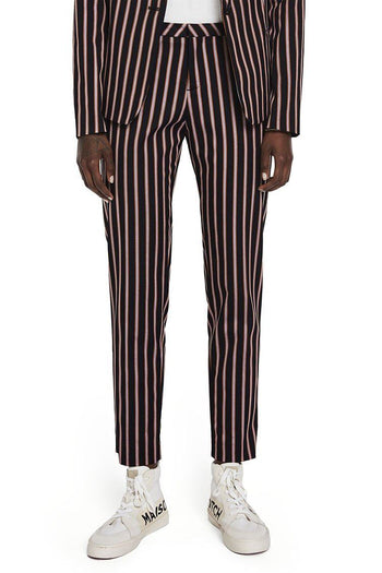 Classic Tailored Pants in Stripe