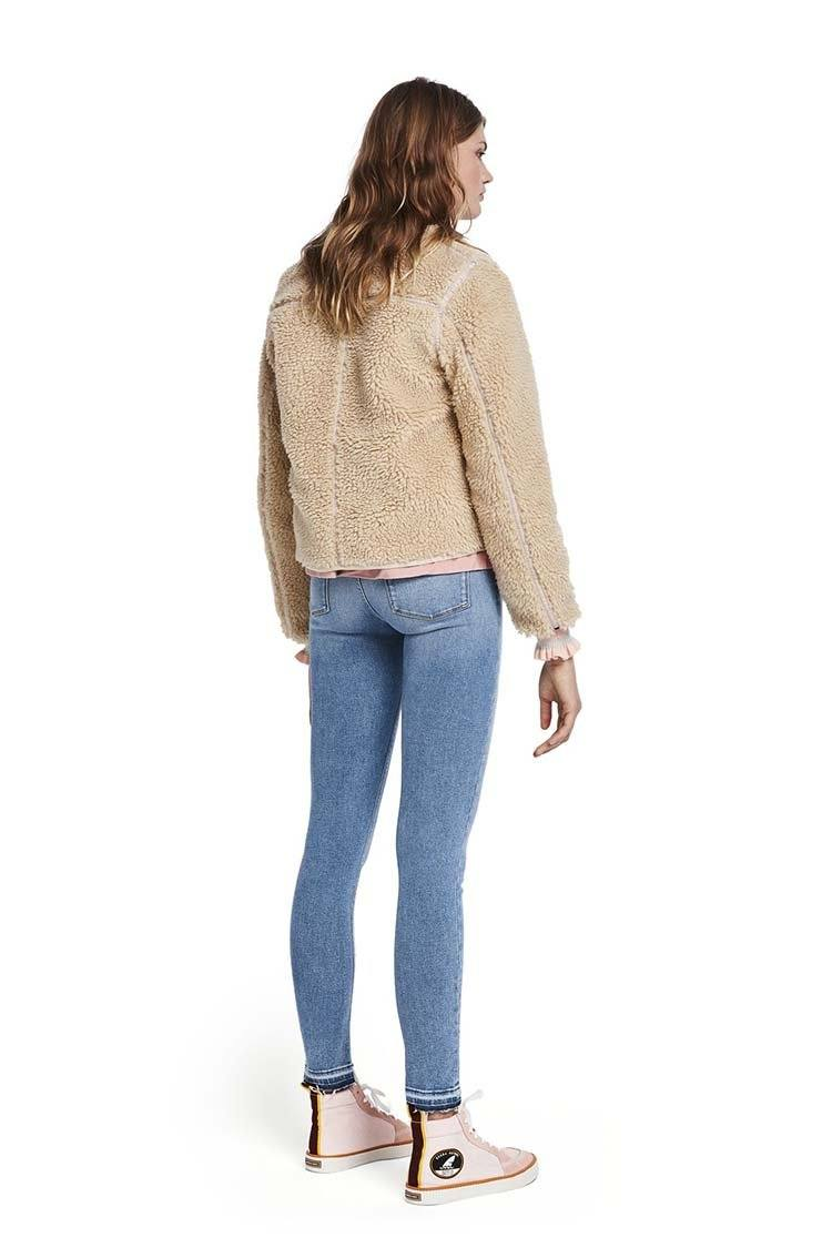 Haut | High Rise Skinny Fit Jeans | FINAL SALE