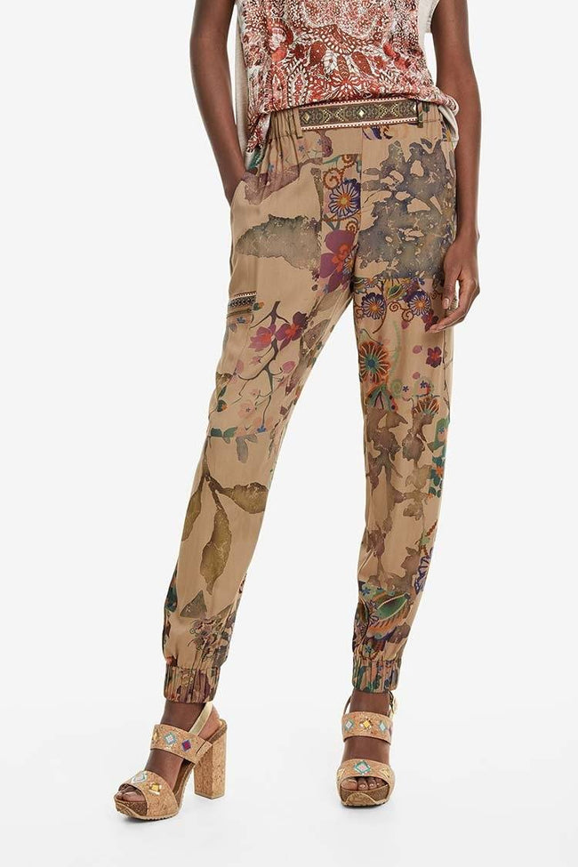 Claris Military Trousers
