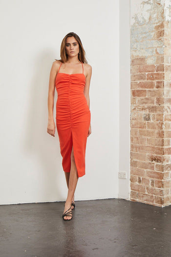 Spicy Lady Midi Dress