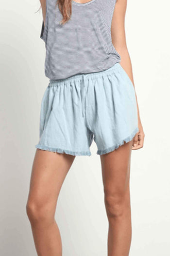 Shop Online Ace Fray Short | FINAL SALE by Lilya  Frockaholics Bottoms