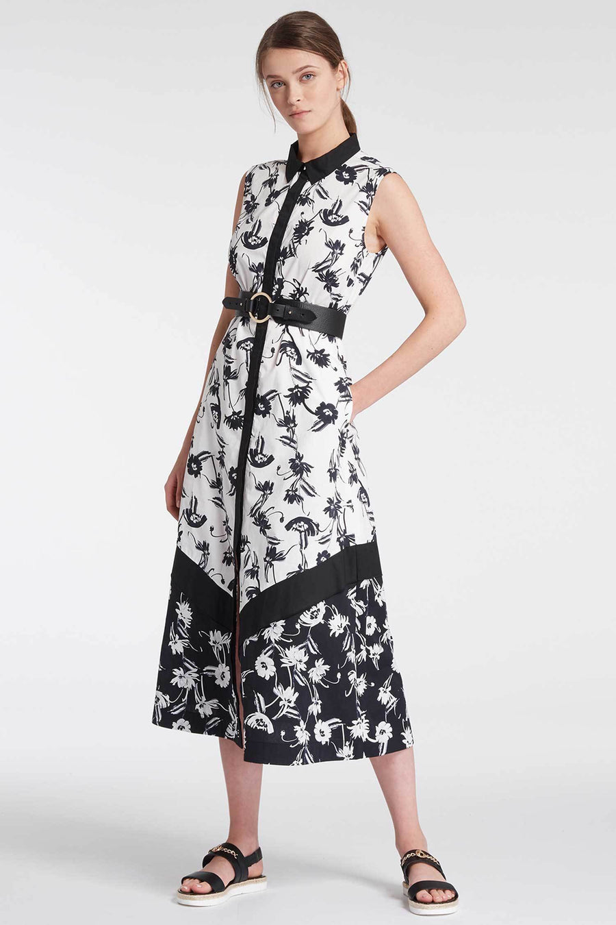 Shop Online Madrina Shirt Dress by Penny Black  Frockaholics Dresses