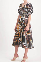 Oliphe Wrap Dress