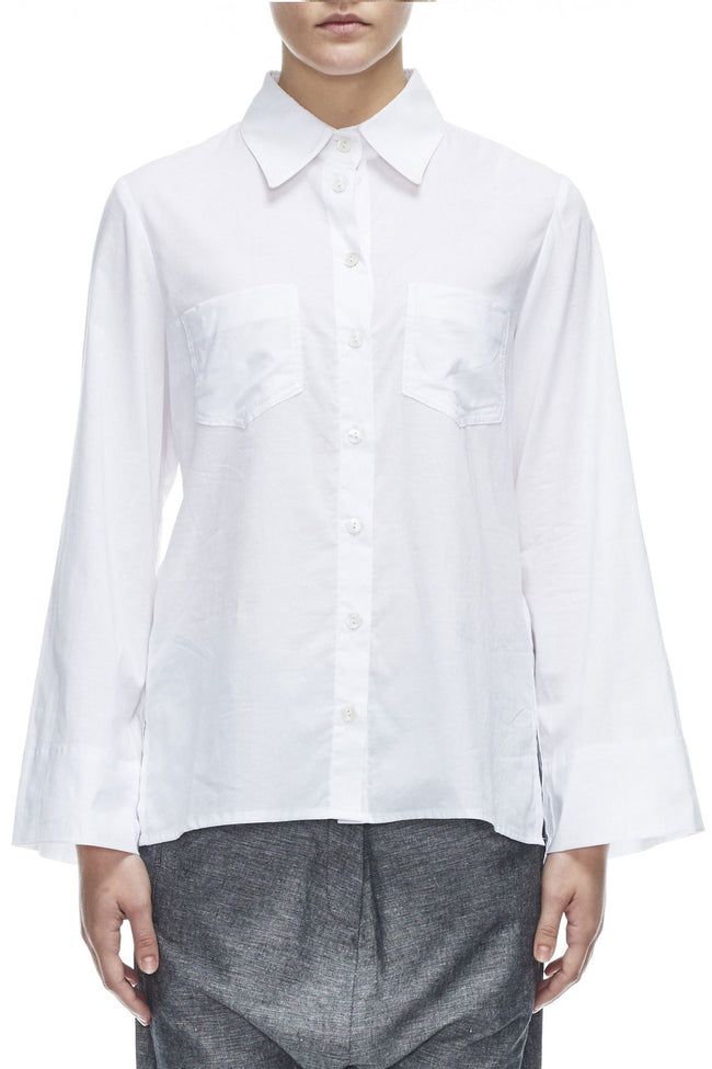 flared-sleeve-cotton-shirt-by-sabatini