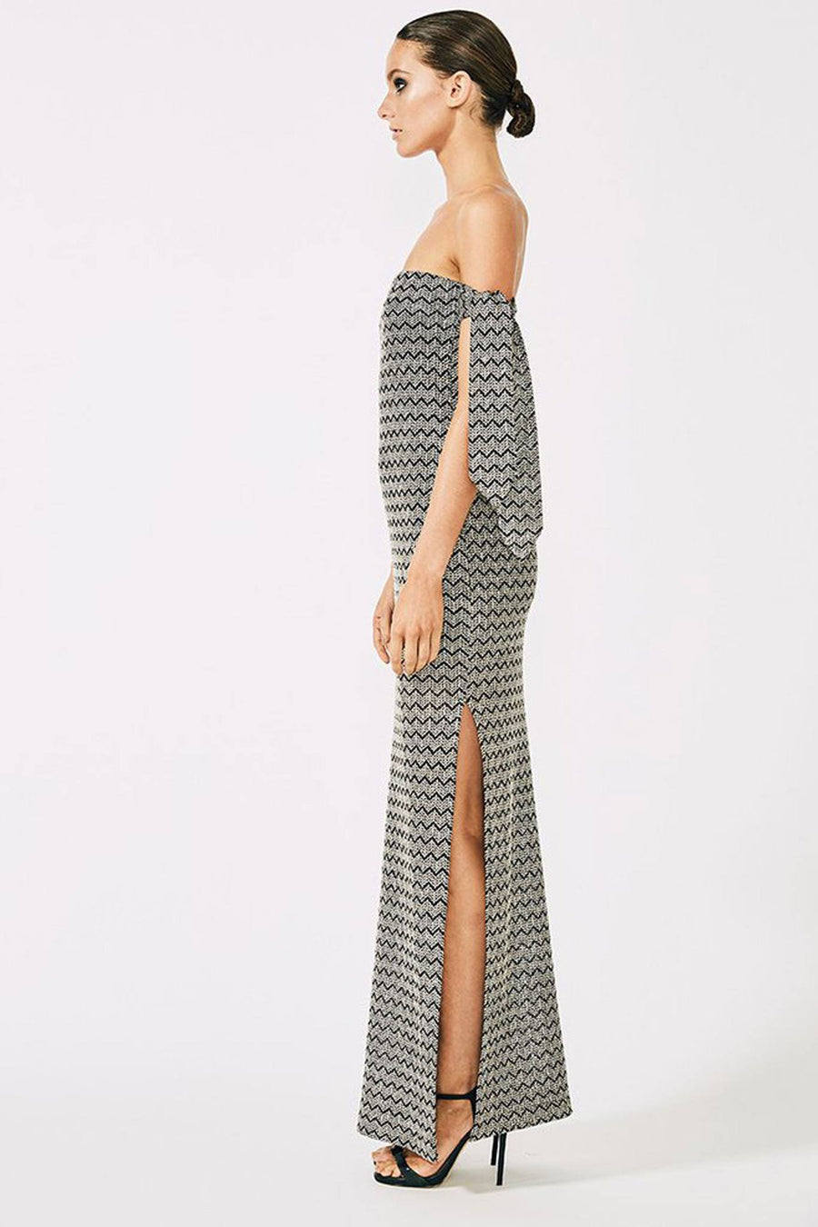 strapless-midi-dress-w-ties-danglars-by-shona-joy