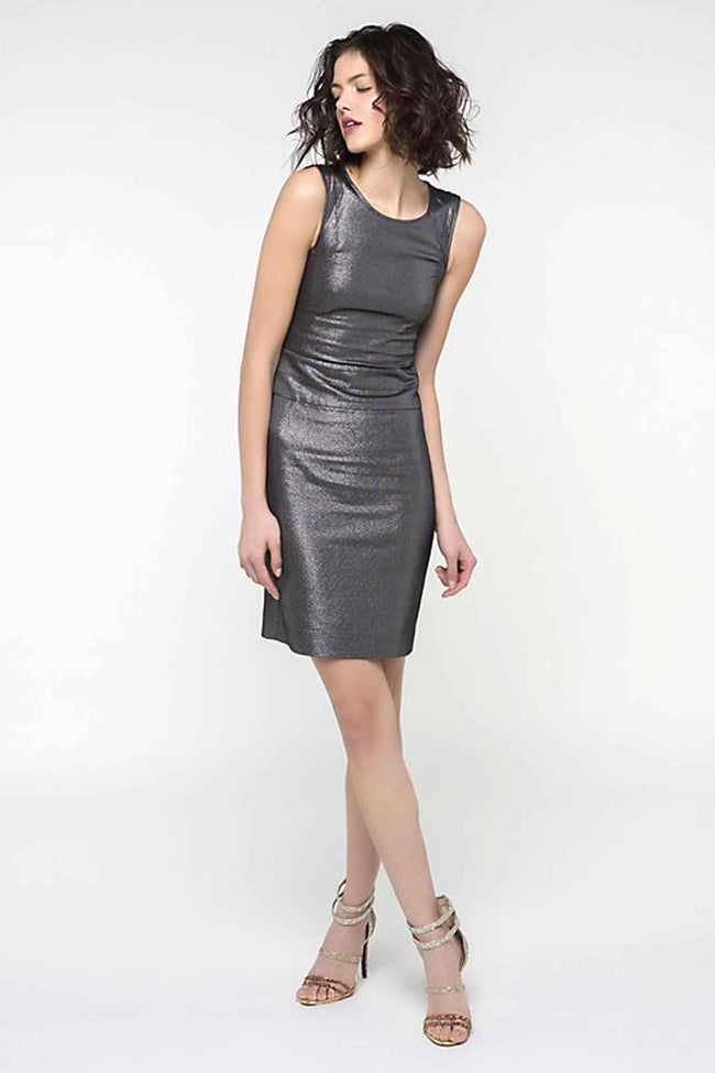 Lurex Sheath Dress | FINAL SALE