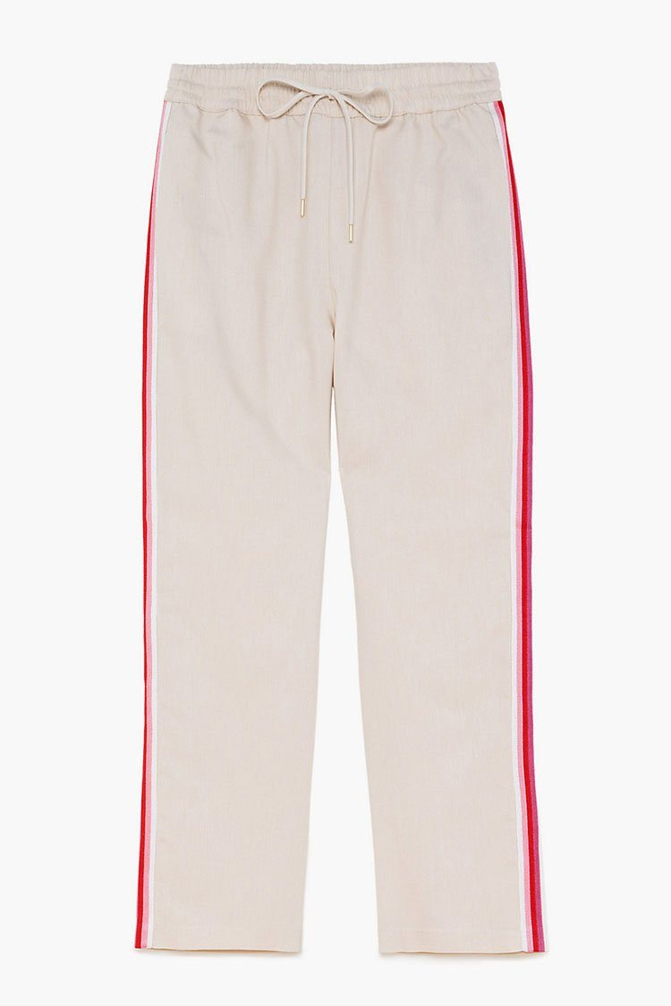 Viscose-blend Trousers