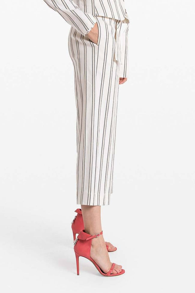 Sand Stripes Trousers