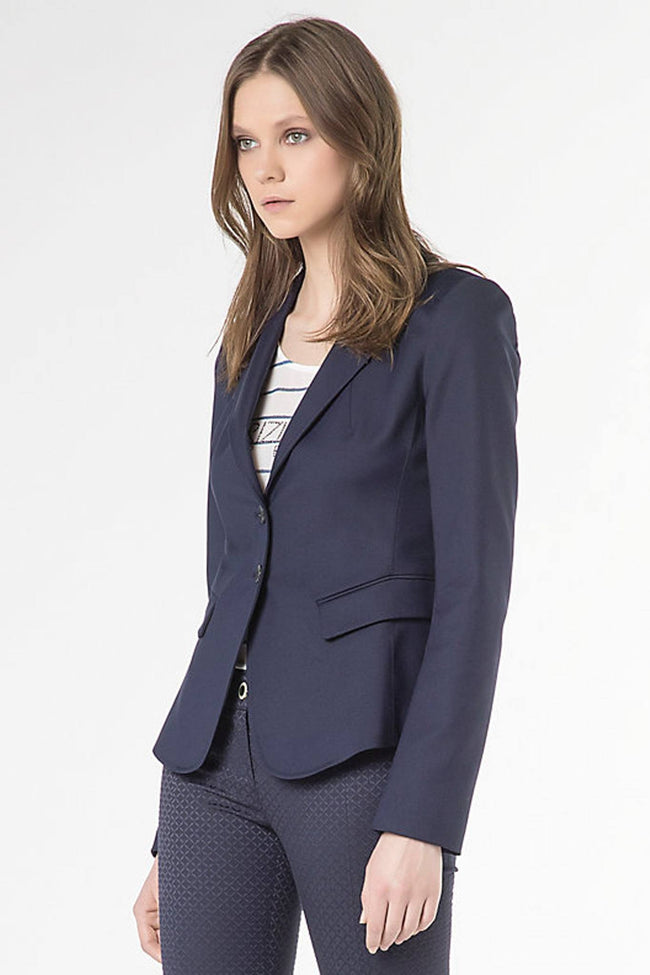 slim-fit-jacket-in-bi-stretch-fabric-by-patrizia-pepe