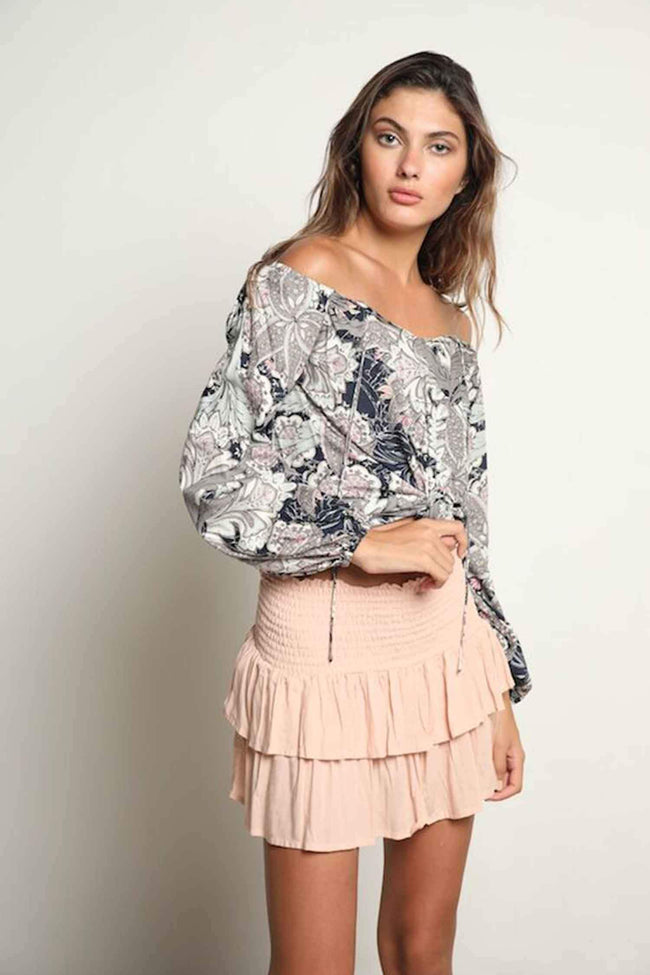 Shop Online Samare Top by Lilya  Frockaholics Tops