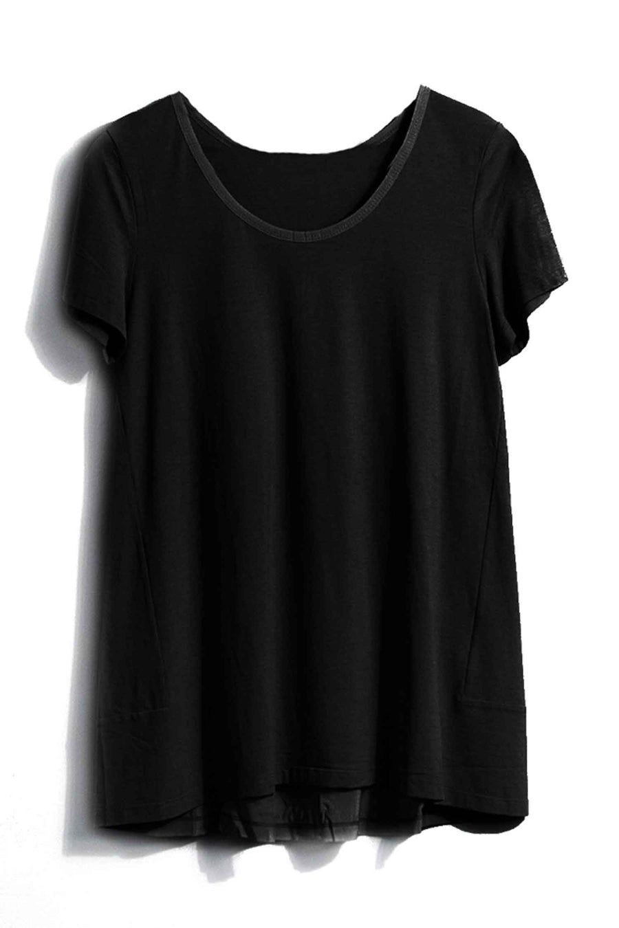 Lurin Top in Black