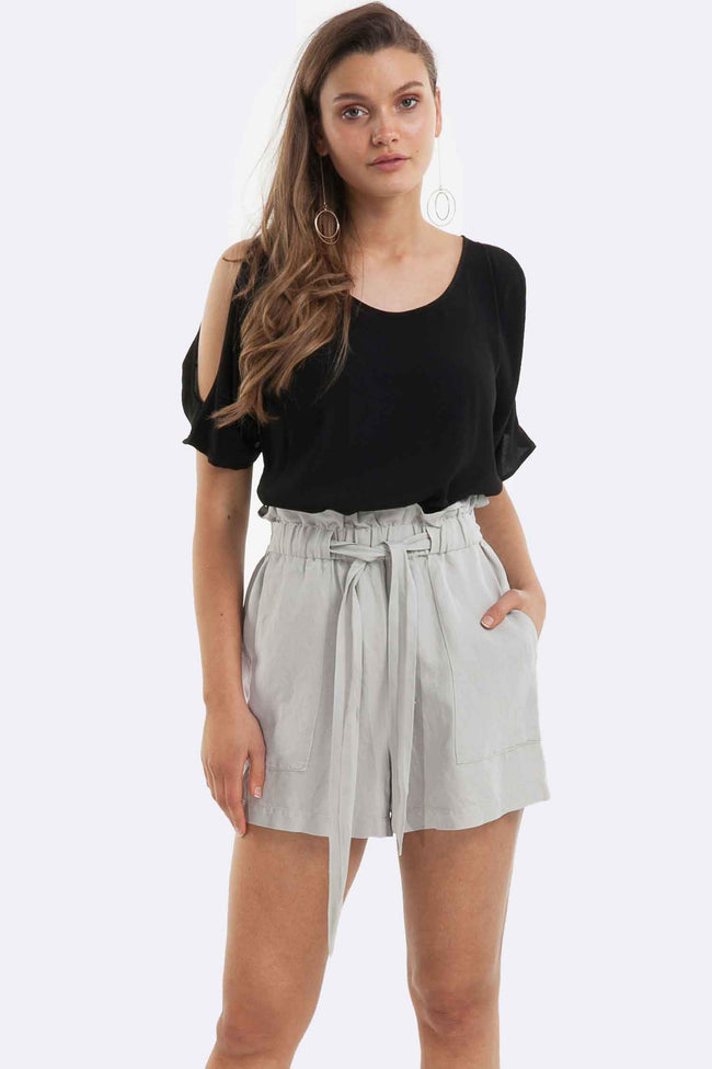 Artemis Top in Black