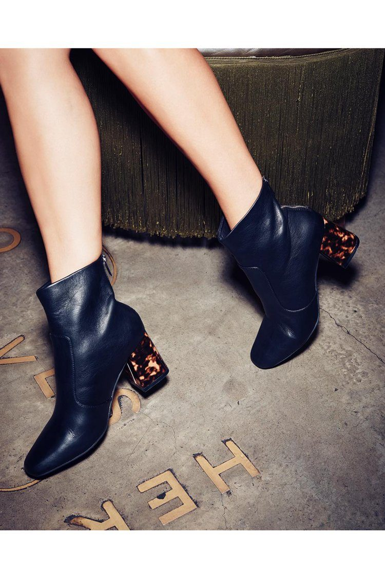 Cecile Boot in Black