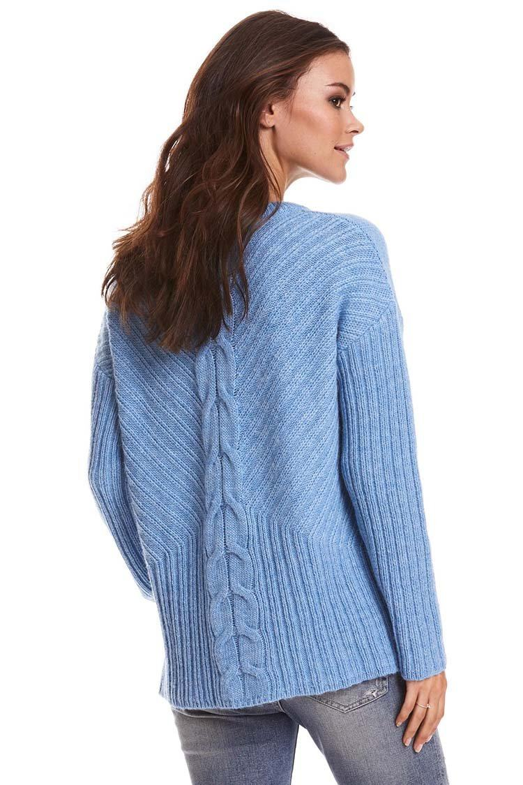 Harmony Play Sweater