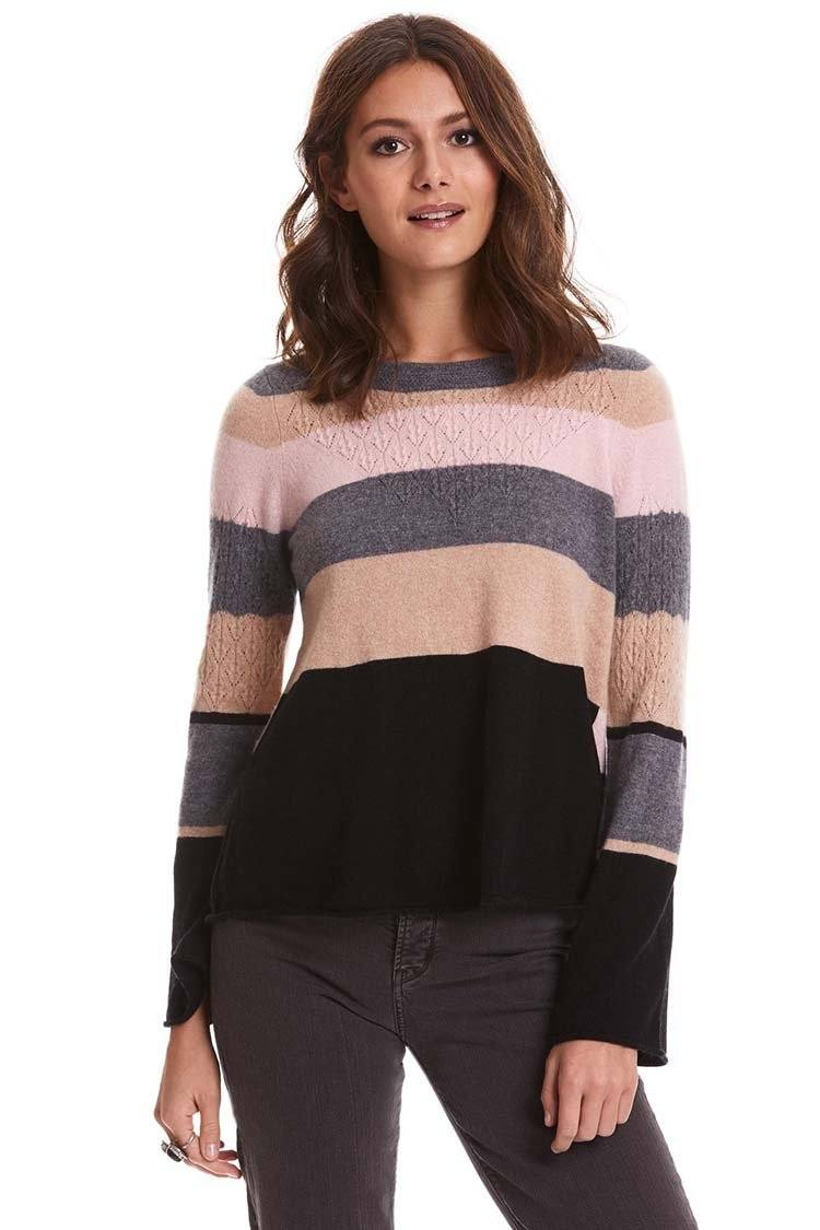 Sunrise Rhythm Sweater
