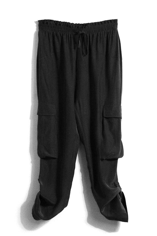 Shop Online Sicily Pant in Black | FINAL SALE by Lounge  Frockaholics Bottoms
