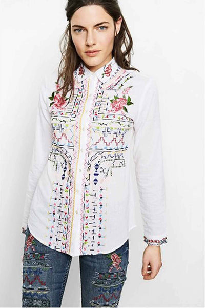 Atenas Shirt | FINAL SALE Tops Desigual