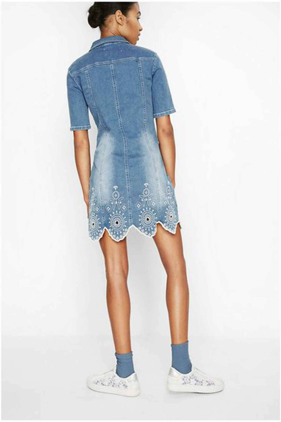 Denim Medium Light Dress