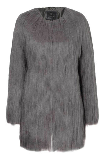 Shop Online Wanderlust Coat by Unreal Fur  Frockaholics Jackets & Outerwear