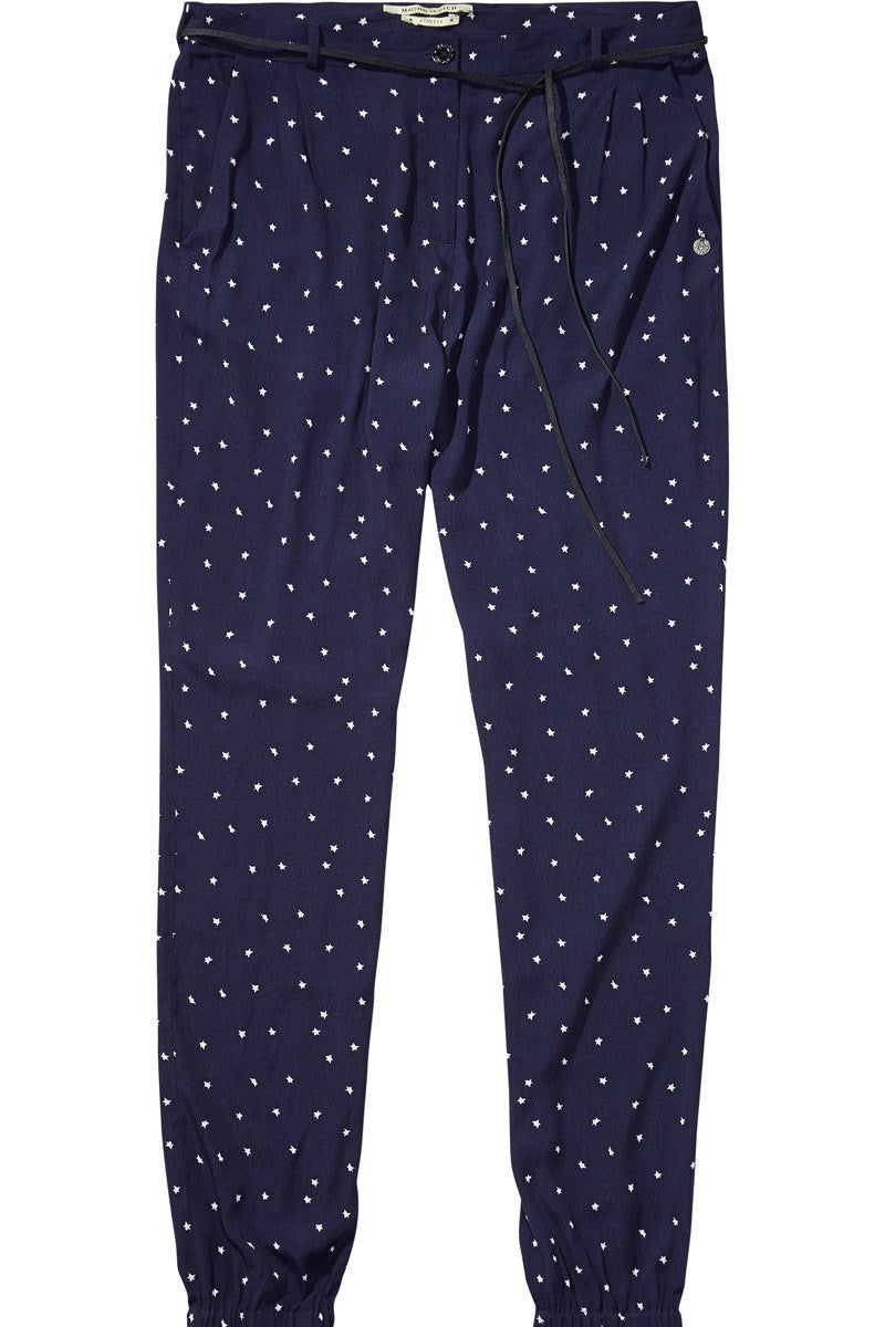 Drapey viscose pant  | FINAL SALE by Maison Scotch Frockaholics.com
