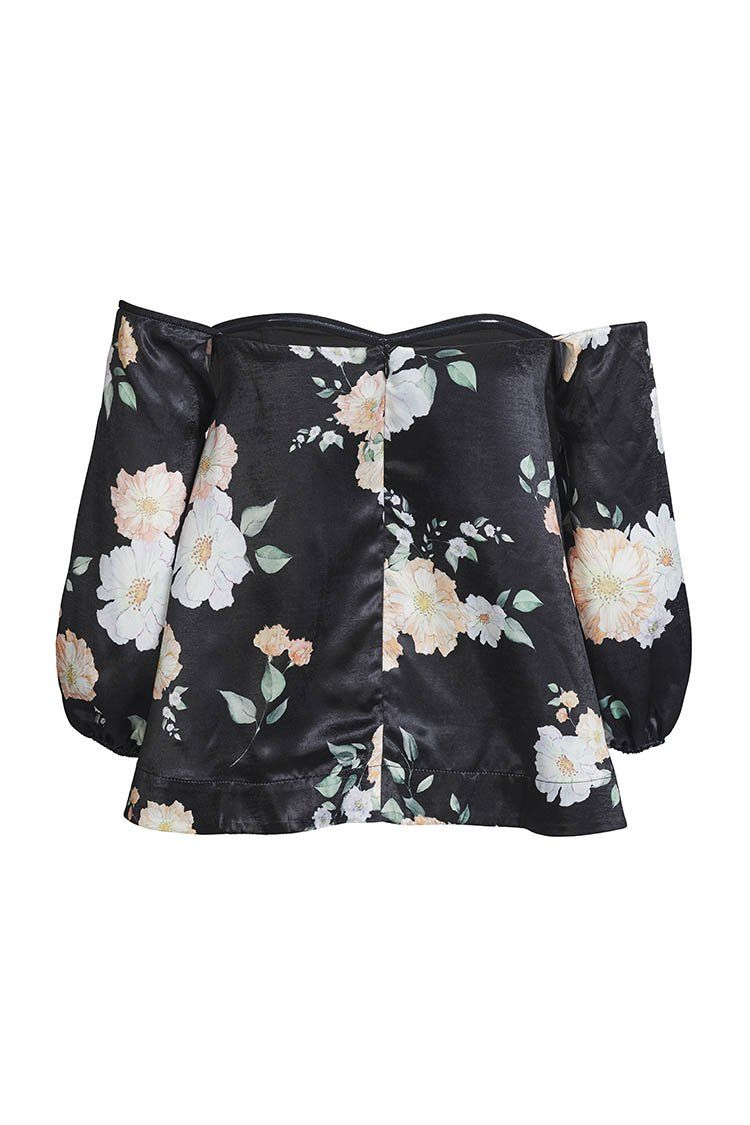 Clover Off Shoulder Top | FINAL SALE