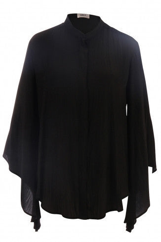 angel-sleeve-blouse-in-black-by-mela-purdie