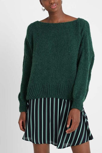 Boolder Jumper in Spruce