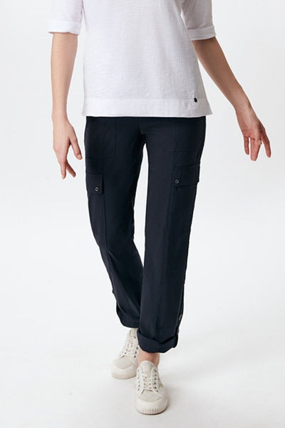Acrobat Cargo Pant in French Ink Bottoms Verge