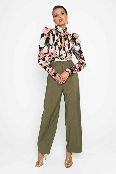 Addicted To You Pant in Khaki Bottoms Mossman