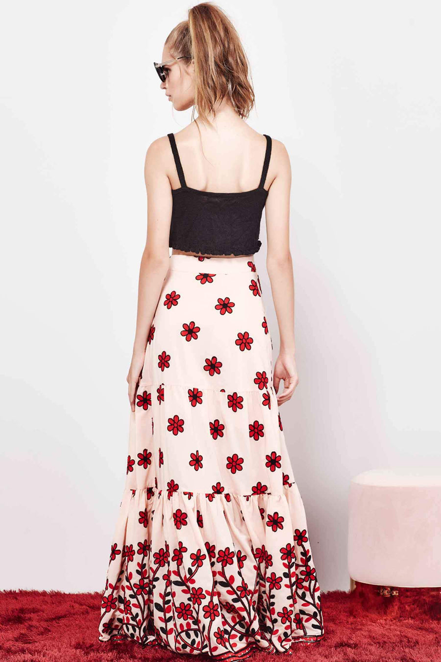 Gather Round Skirt