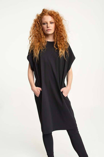 Base Slide in Black Tops Mela Purdie
