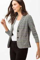 Betsy Jacket in Check