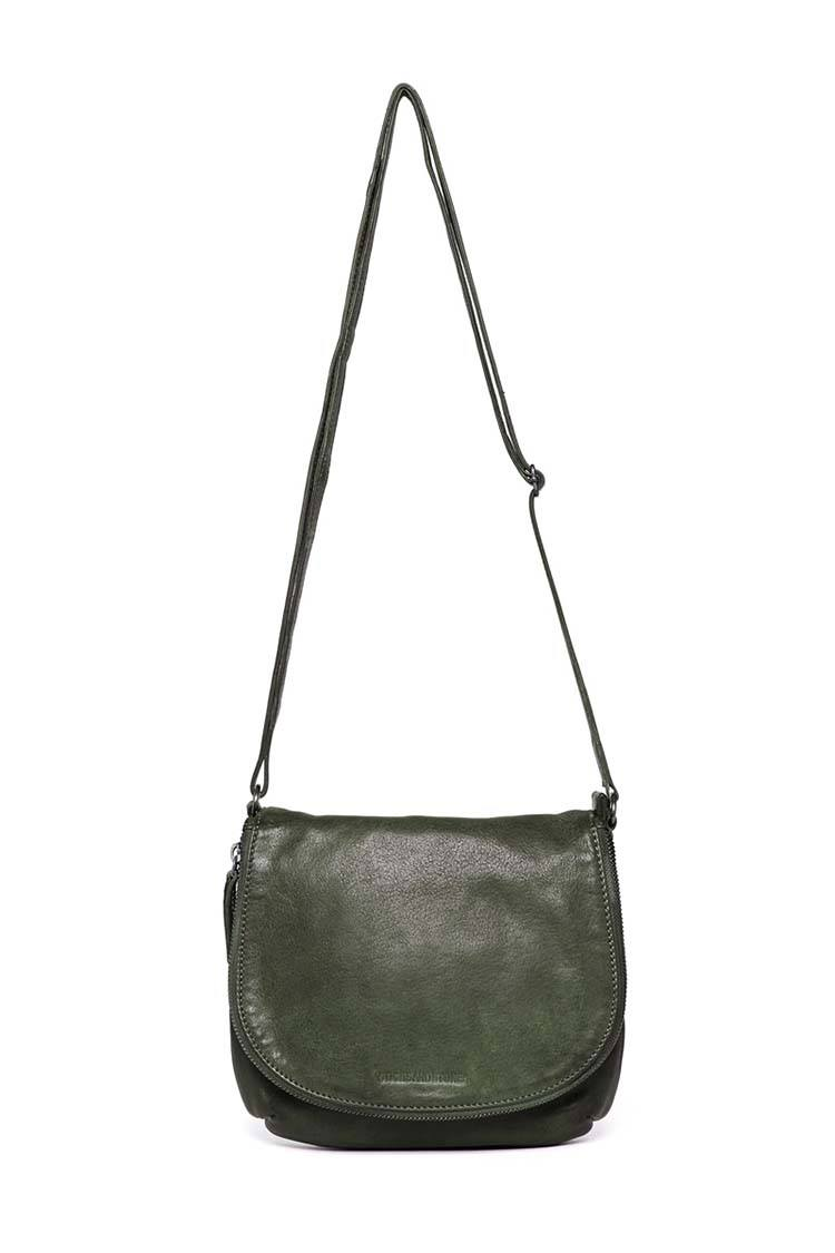 Bolivia Bag in Dark Olive