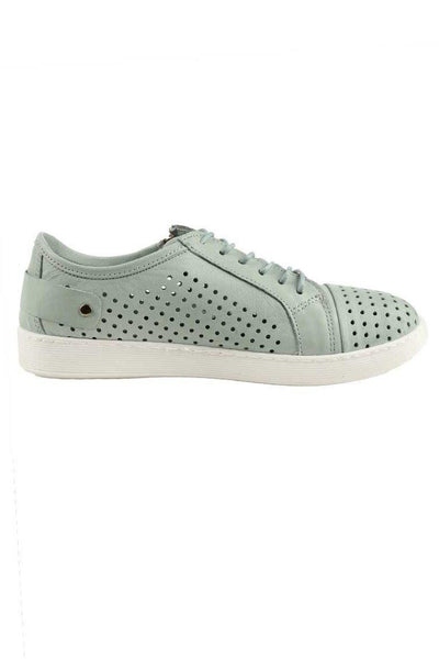 EG17 in Mint Shoes Cabello