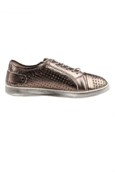 EG17 in Pewter Shoes Cabello