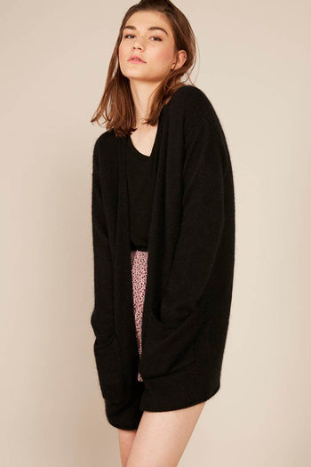 Cardigan Gogojet in Black