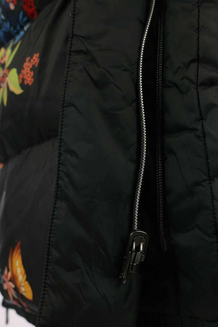 Emmy Parka Reversible Coat