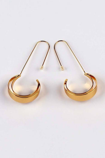 Ceaser Earring in Gold