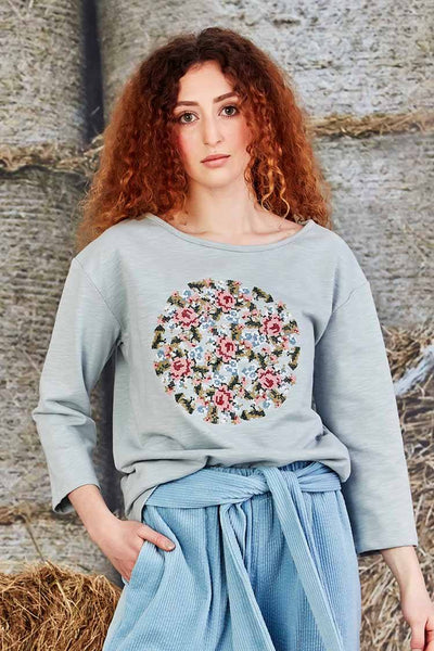 Circle Sweetie Jumper Tops Curate