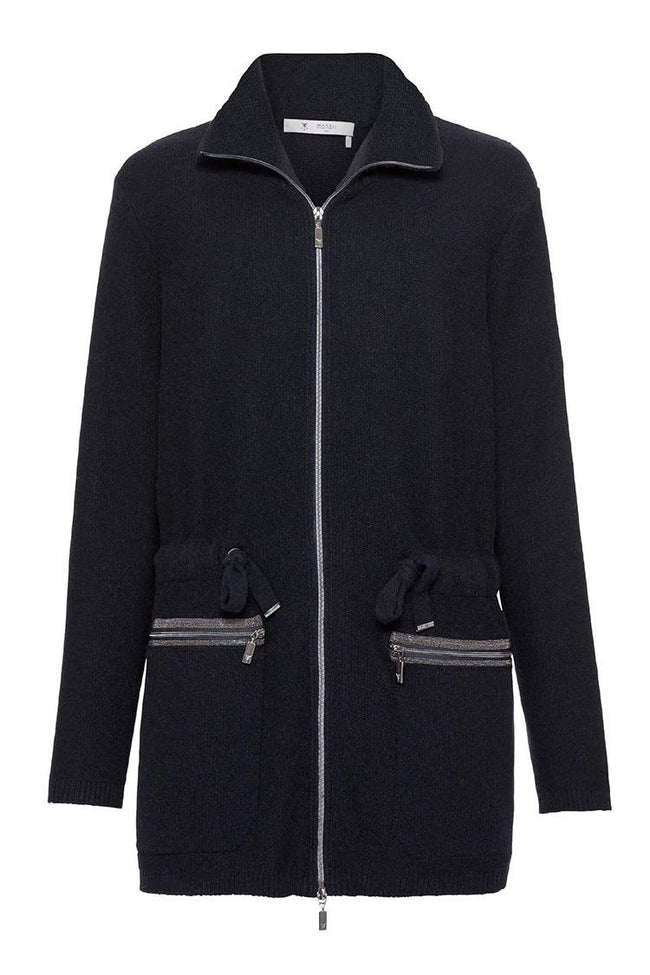 Urban Zip Through Cardigan