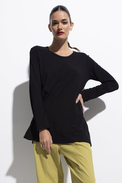 Cone Top in Black Tops Mela Purdie