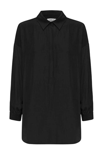 Crescent Shirt in Black